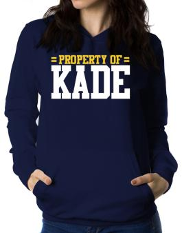 Property Of Kade Women Hoodie