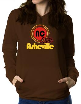 Asheville - State Women Hoodie