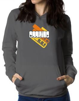 Cooking Is My Stle Women Hoodie