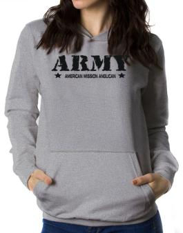 Army American Mission Anglican Women Hoodie