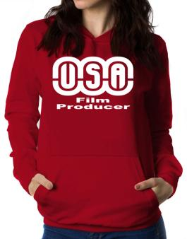 Usa Film Producer Women Hoodie