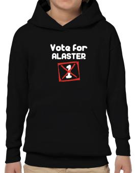 Vote For Alaster - 1 Hoodie-Boys