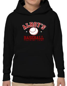 Alroys Baseball Training Camp Hoodie-Boys