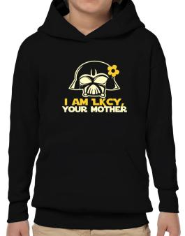 I Am Lucy, Your Mother Hoodie-Boys