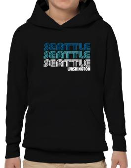 Seattle State Hoodie-Boys