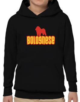Breed Color Bolognese Hoodie-Boys