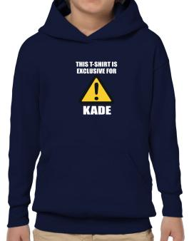 This T-shirt Is Exclusive For Kade Hoodie-Boys