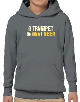 A Trumpet Is All I Need Hoodie-Boys
