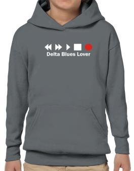 Delta Blues Lover Hoodie-Boys
