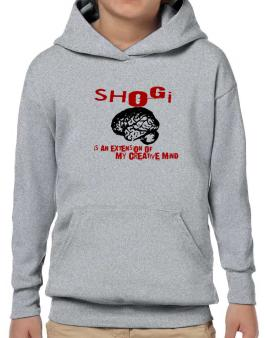 Shogi Is An Extension Of My Creative Mind Hoodie-Boys