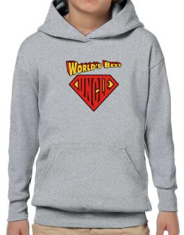 Worlds Best Uncle Hoodie-Boys