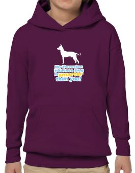 My Peruvian Hairless Dog Is Smarter Than You ! Hoodie-Boys