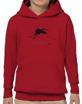 It Sucks ... - Mosquito Hoodie-Boys