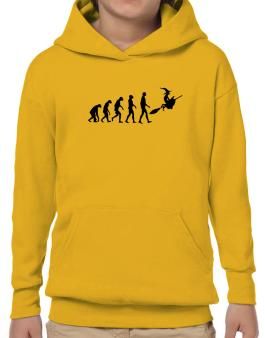 Witch Evolution Hoodie-Boys