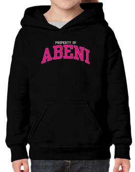Property Of Abeni Hoodie-Girls