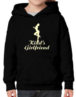 Kidds Girlfriend Hoodie-Girls