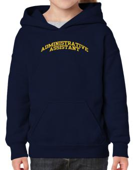 Administrative Assistant Hoodie-Girls