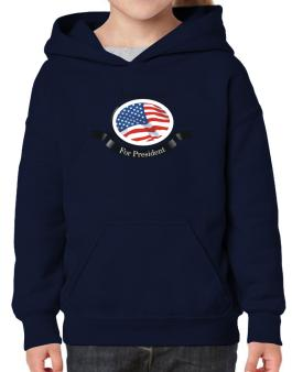 Amadeus For President Hoodie-Girls