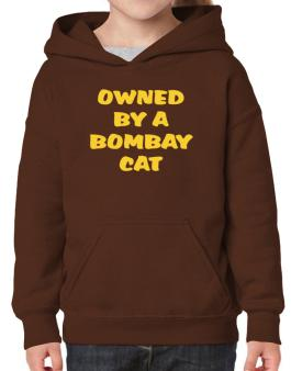 Owned By S Bombay Hoodie-Girls