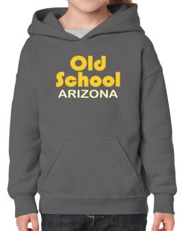 Old School Arizona Hoodie-Girls