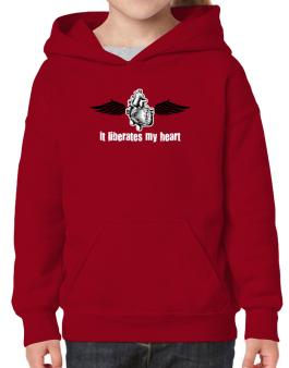 Free Till The Entrails Hoodie-Girls