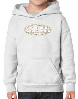 Be Accommodating To Each Other Hoodie-Girls
