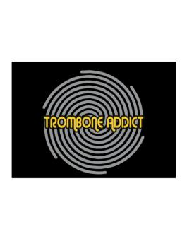 Trombone Addict Sticker