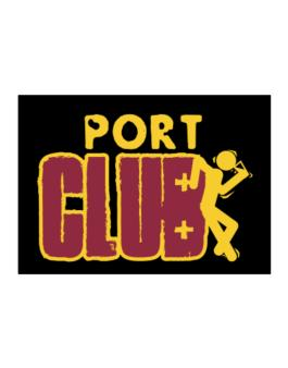 Port Club Sticker