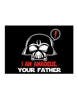 I Am Amadeus, Your Father Sticker