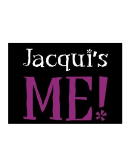 Jacquis Me! Sticker