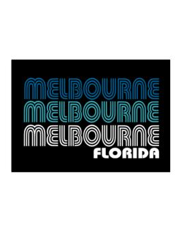Melbourne State Sticker