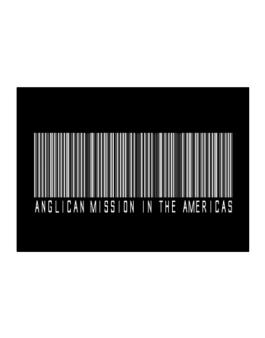 Anglican Mission In The Americas - Barcode Sticker