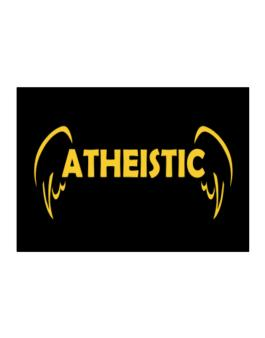 Atheistic - Wings Sticker