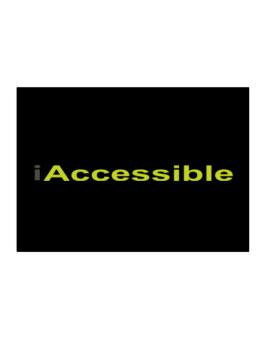 Iaccessible Sticker