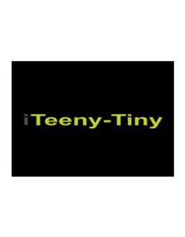 Iteeny Tiny Sticker