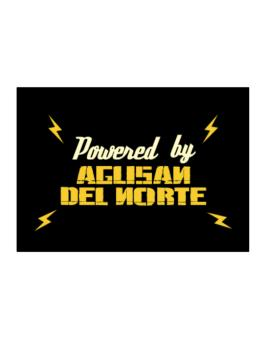 Powered By Agusan Del Norte Sticker