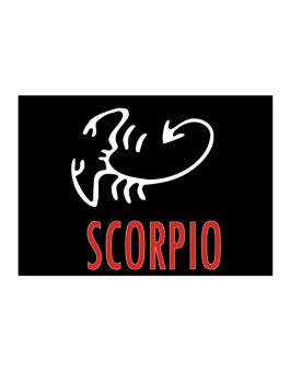 Scorpio - Cartoon Sticker