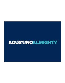Agustino Almighty Sticker