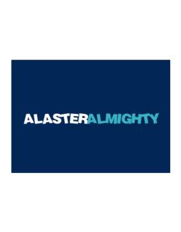 Alaster Almighty Sticker