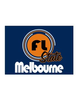Melbourne - State Sticker