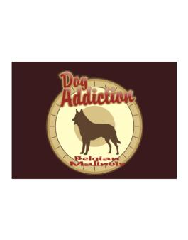 Dog Addiction : Belgian Malinois Sticker