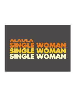 Alaula Single Woman Sticker