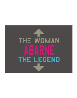Abarne - The Woman, The Legend Sticker
