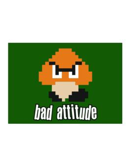 Bad Attitude Sticker