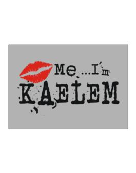 Kiss Me, Im Kaelem - Lips Sticker