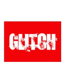 Glitch - Simple Sticker