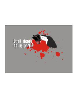 Until Death Do Us Part ? Sticker