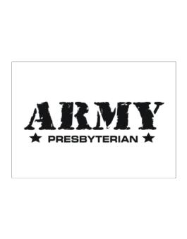 Army Presbyterian Sticker