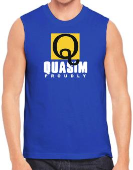 Proud To Be Quasim Sleeveless