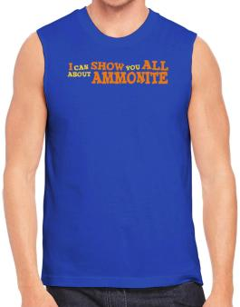 I Can Show You All About Ammonite Sleeveless